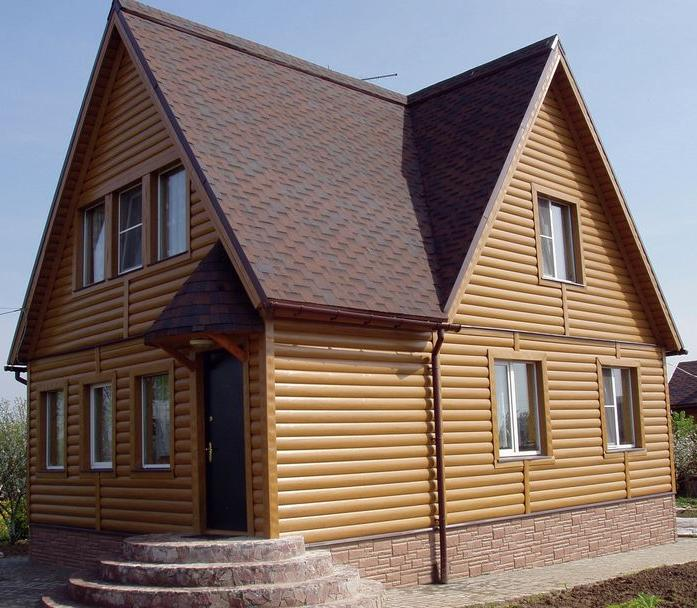Фото: Материалы для отделки фасадов