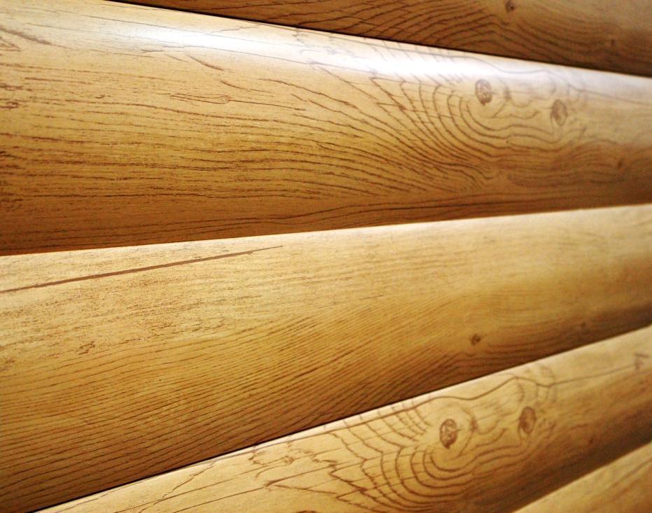 Фото: Текстура покрытия практически не отличима от натурального дерева