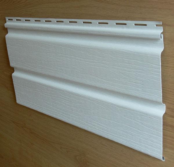 Фото: Сайдинг Timberline под имитацию деревянной фактуры