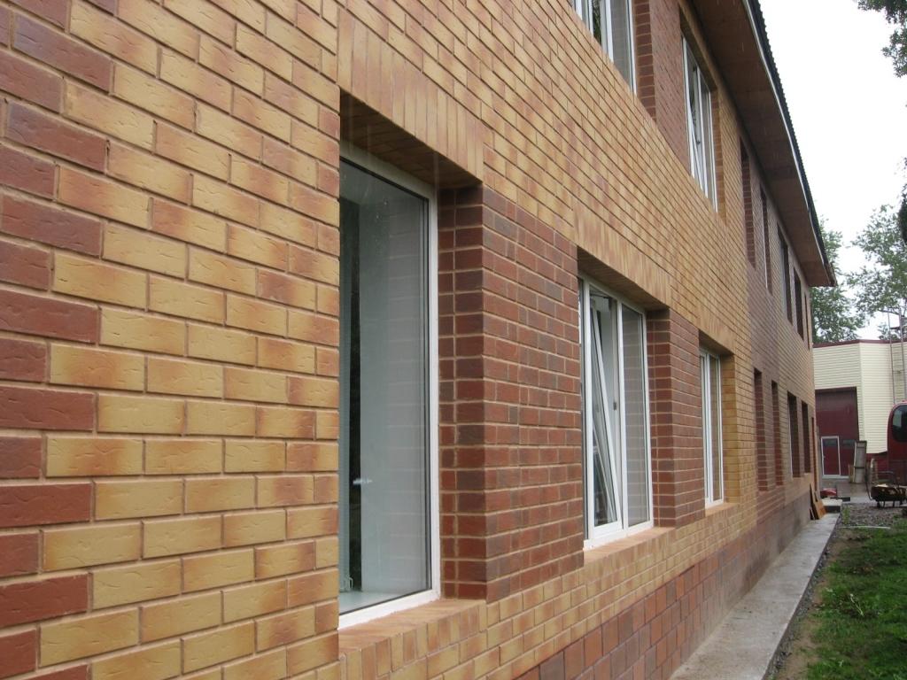 Фото: Фиброцементные фасадные панели