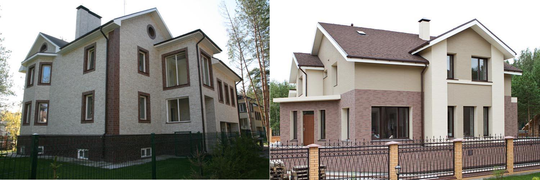 Фото: Вентилируемые фасады Nichiha и Knew