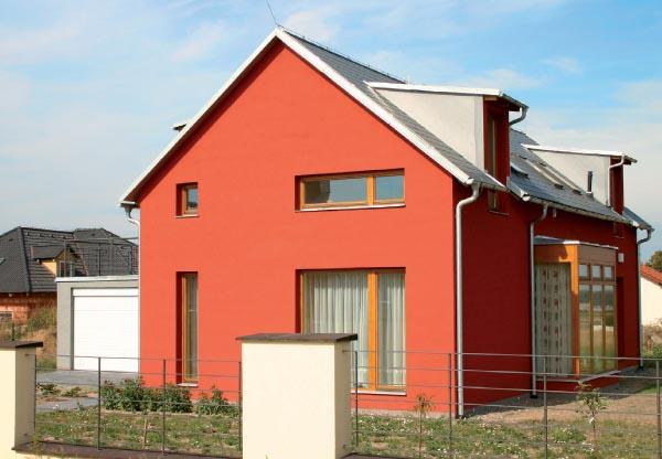 Фото: Акриловая фасадная краска