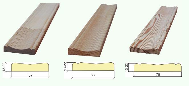 Фото: Для изготовления можно использовать обычные рейки различны размеров