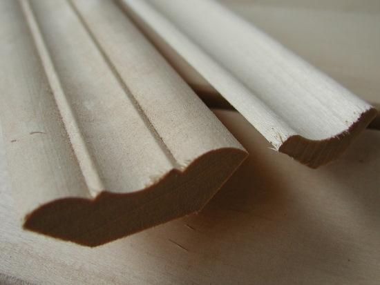 Фото: Фасонная облицовка может быть изготовлена из рельефных реек