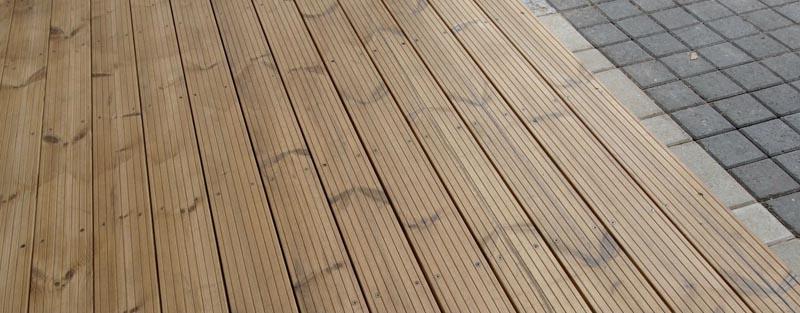 Фото: Дуб напольное покрытие с уникальной текстурой