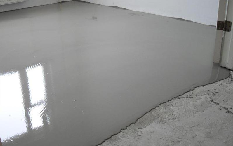 Фото: Изоляция с использованием жидких полимеров и растворов