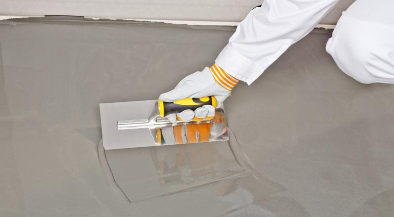 Фото: Защита пола в квартирах от воды