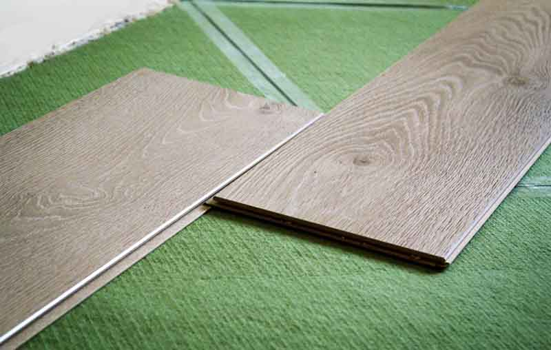 Фото: Хвойные плиты обладают хорошей звукоизоляцией