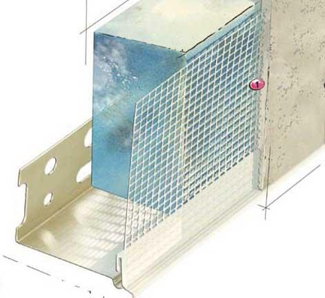 Фото: Схема стены разрезе