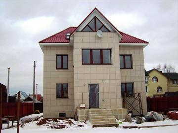 Фото: Металлокассеты для фасадов