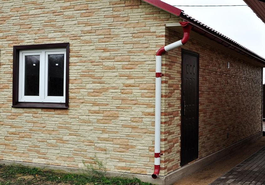 Материалы для обшивки стен дома