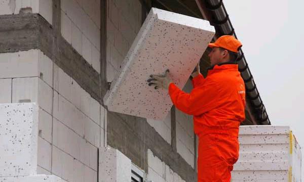 Фото: В качестве утеплителя применяется минеральная вата или экструдированный пенопласт