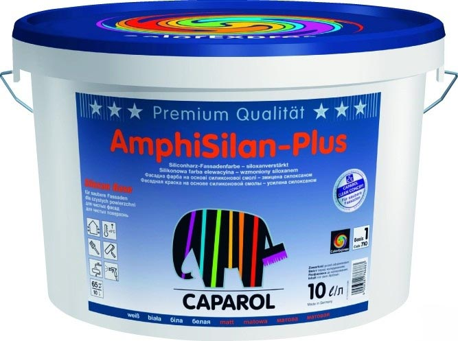 Фото: Покрытие для наружного применения марки Caparol