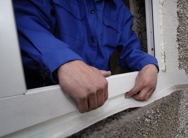 Фото: Утепление пластиковых окон своими руками