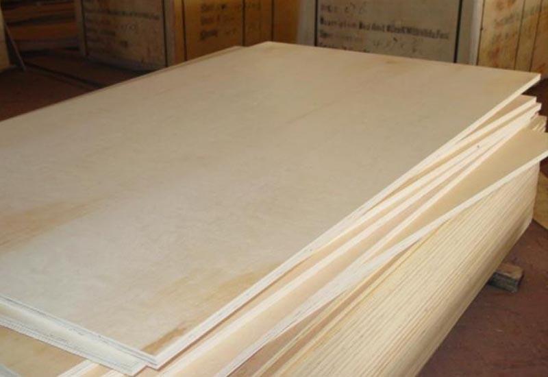 Фото: Прямоугольные фанерные полотна 1-го сорта  с шлифовкой с одной стороны