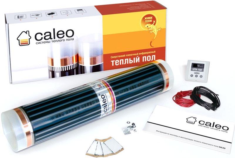 Фото: Комплект поставки ИК-пленки торговой марки CALEO