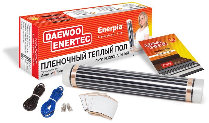 Фото: Комплект поставки ИК-пленки торговой марки Enerpia