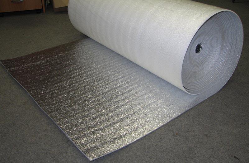 Фото: Отражающая поверхность из лавсановой пленки