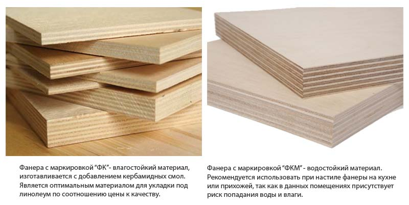 Фото: Влагостойкий материал лучше укладывать на кухне и прихожей